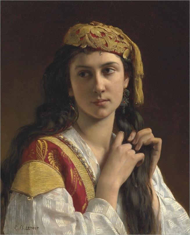 Lenoir,_Charles-Amable_-_Jeune_fille_grecque