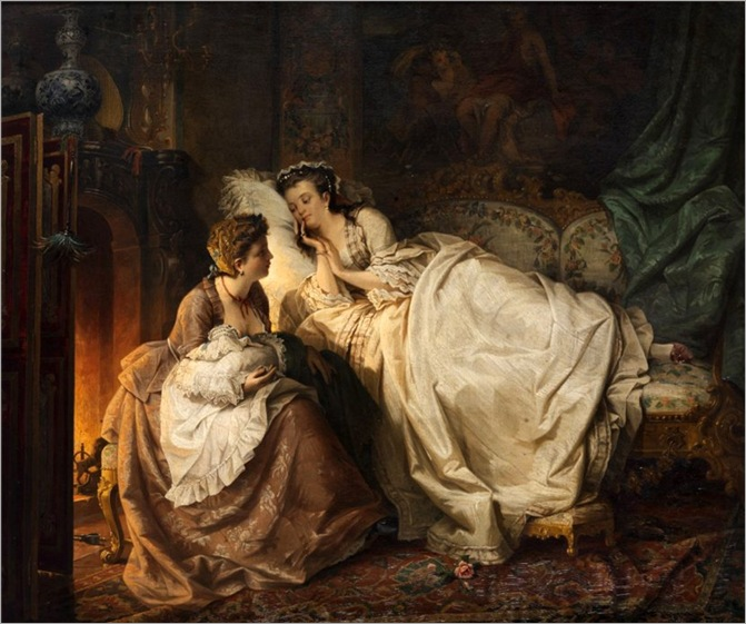 the young mother luck-Karl Herpfer