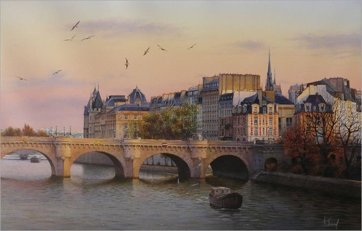 thierry-duval_crépuscule paris