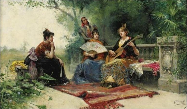 a musical interlude-Juan Gimenez Martin