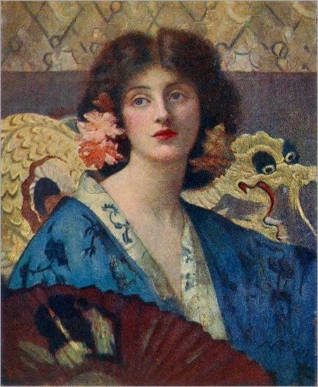 azaleas-1895-Henrietta Rae