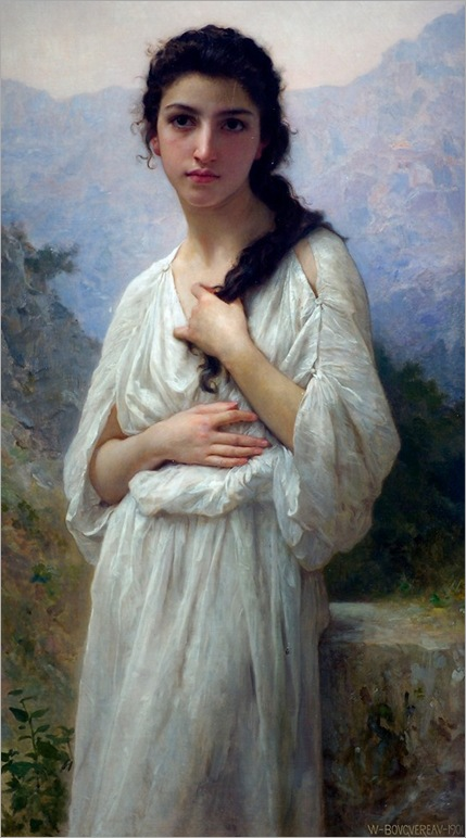 BOUGUEREAU_Meditation_1901