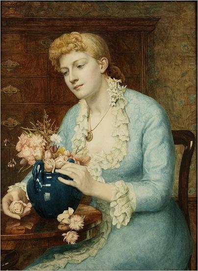 Catherine J. Atkins, XIX century, Fond memories