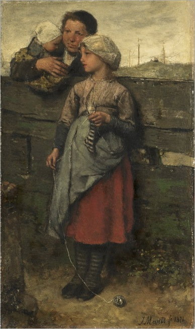 dorperlingen - Jacob Henricus Maris