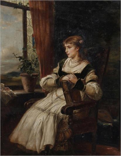 Expectation-Richard-Eisermann (German, 1853-1927)_600x777
