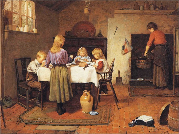 HarryBrooker_Breakfast_Time-1