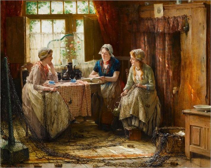 Knotting Net-Edward A. Portielje