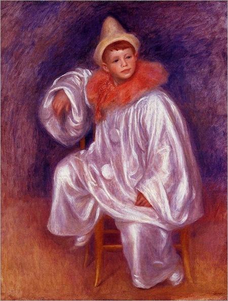 Le petit Pierrot Jean Renoir_- Pierre Auguste RENOIR