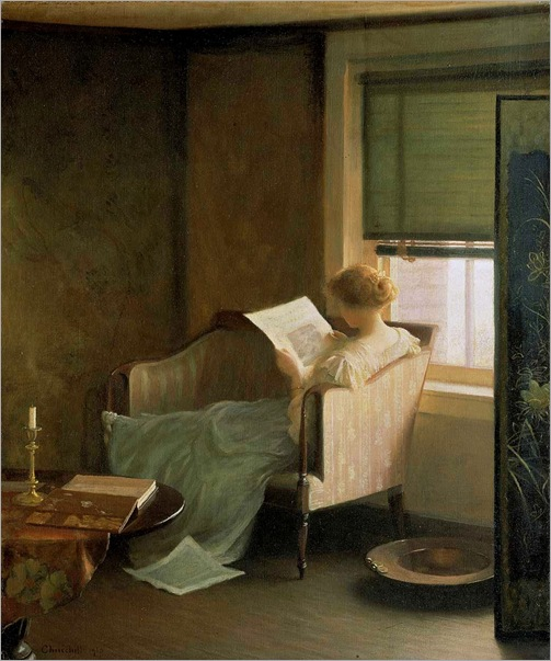 William Worcester Churchill (1858 – 1926)Leisure