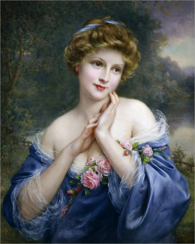 Summer Rose - Francois Martin Kavel