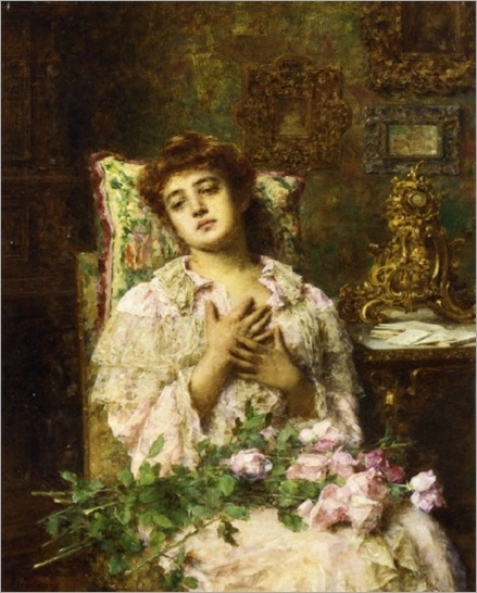 Alexei Harlamoff - The Absent Lover