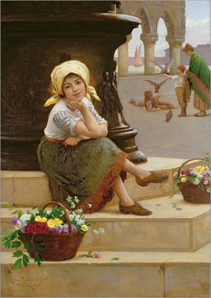 antonio-paoletti-a-venetian-flowergirl