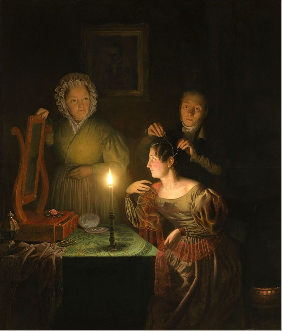 Before_the_Ball_by_Petrus_Van_Schendel