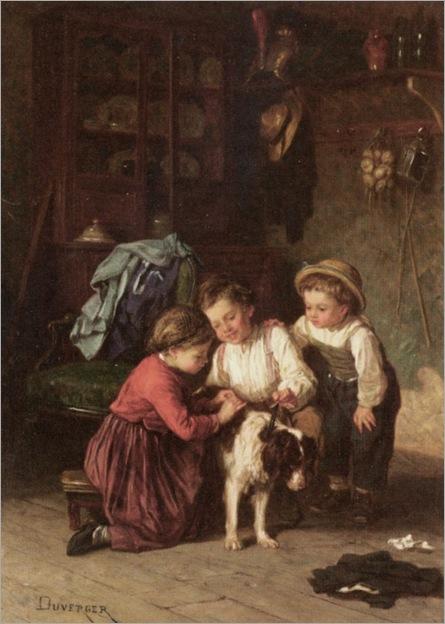 Duverger-Theophile-Emmanuel-The-Patient-Pet