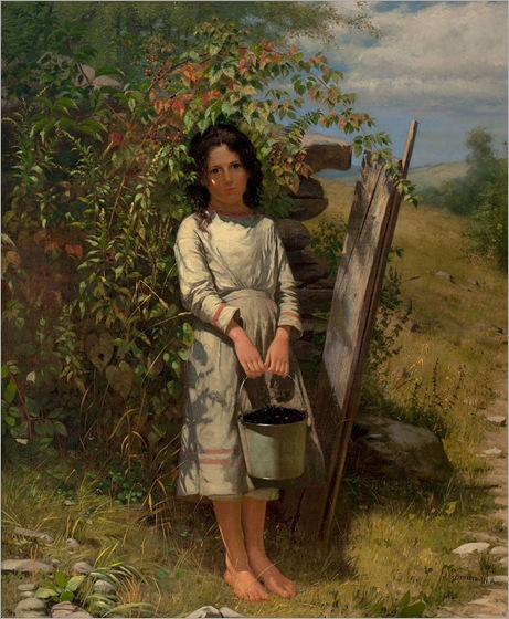 John_George_Brown_-_Blackberry_Picking