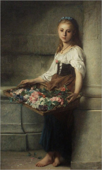 Jourdan_Adolphe_THE_FLOWERSELLER