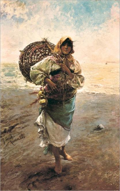 rafael-senet--fisherwoman-