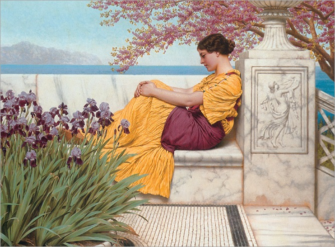under_the_blossom_that_hangs_on_the_bough - GODWARD