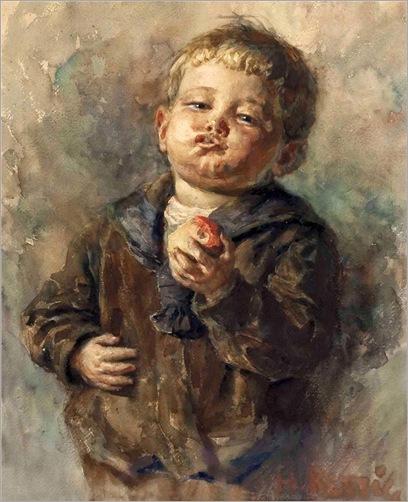 3.Heinrich Rettig (German, 1859-1921)