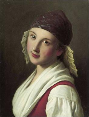 35.Pietro Antonio Rotari (1707 – 1762) Italian