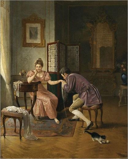 Alois Heinrich Priechenfried _The Proposal