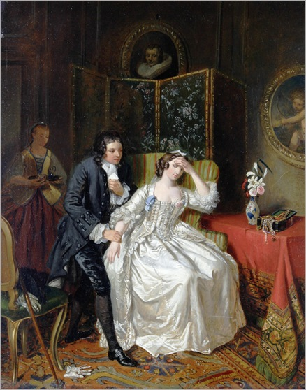charles-robert-leslie-1794-1859-la-malade-imaginaire