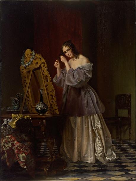 François Joseph Corneille Haseleer (Belgica-1804-1890)