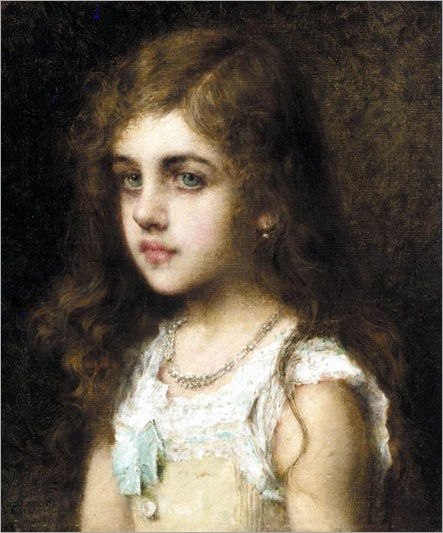 Harlamoff_Alexej_Young_Girl_with_a_Turquoise_Bow