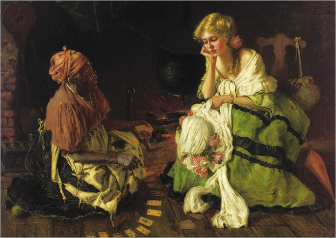 Harry Roseland - The Fortune Teller