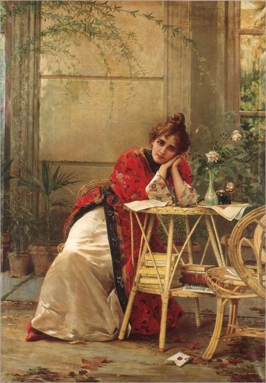 Ignace Spiridon (act. 1884-1900)-So far from home