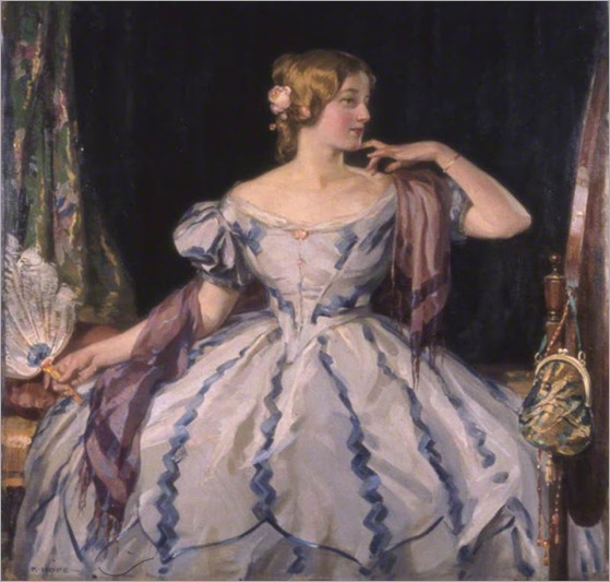Robert Hope - A Victorian Debutante