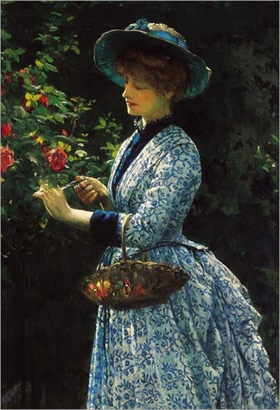 Robert James Gordon-Pruning-Roses