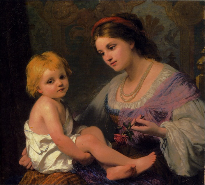 ThomasWebster_maternal_affection