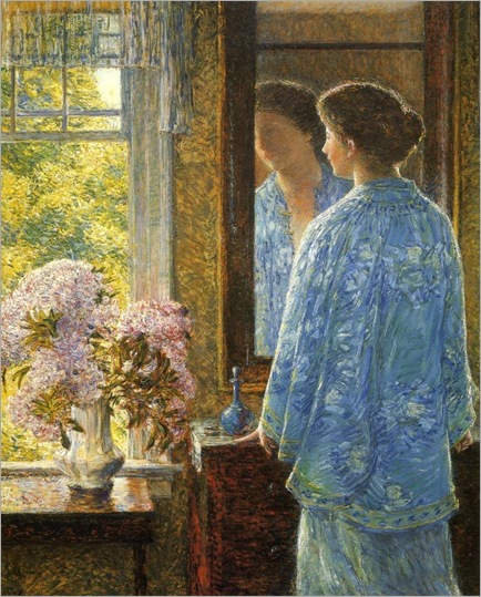 Twenty-Six of June, Old Lyme - Childe Hassam_1912