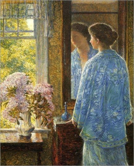 Twenty-Six of June, Old Lyme - Childe Hassam_1912