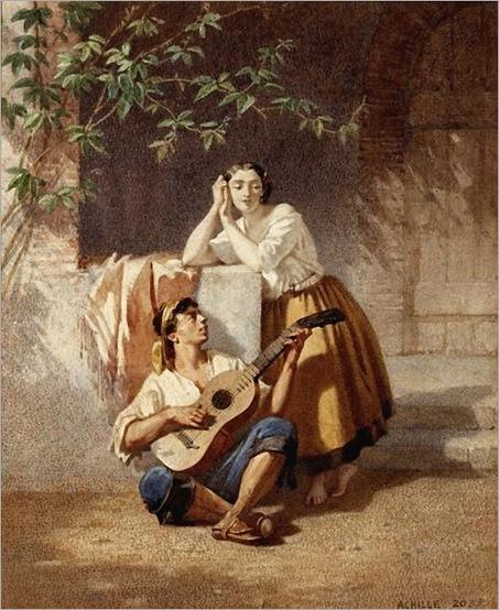 Achille Zo- A Musical Seranade