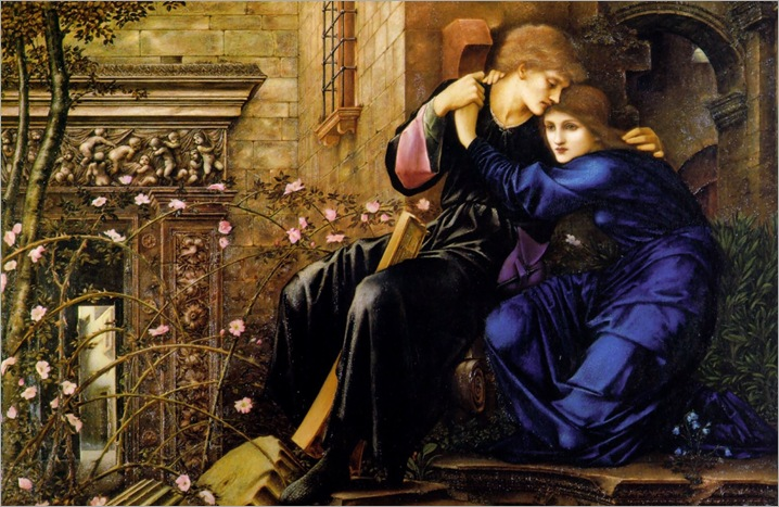 Burne-Jones-love_among_the_ruins