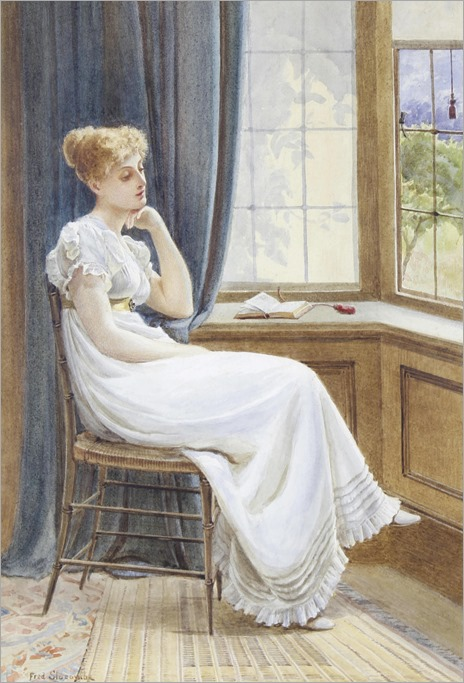 Frederick Alfred Slocombe (1847- circa 1920) - Wandering thoughts