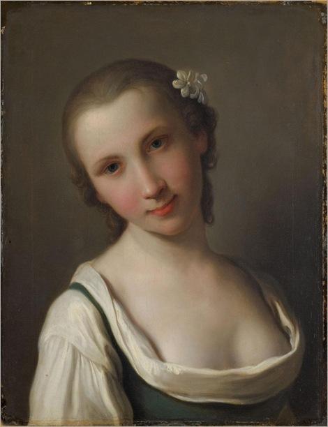 Pietro Antonio Rotari (1707-1762)_Een_jonge_Vrouw