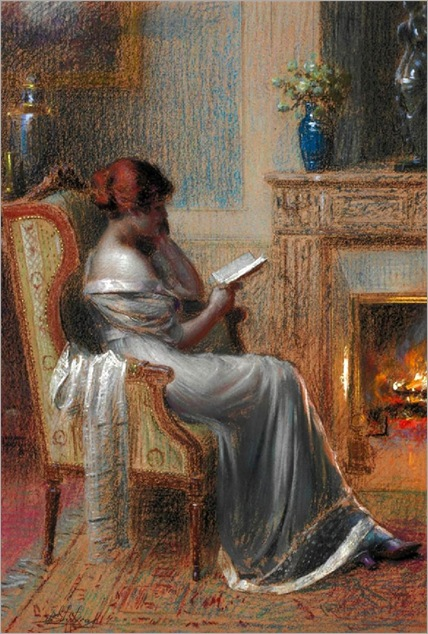 reading-by-the-fire-DelphinEnjolras