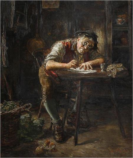 19.Francis Sydney Muschamp (British, 1851-1929)