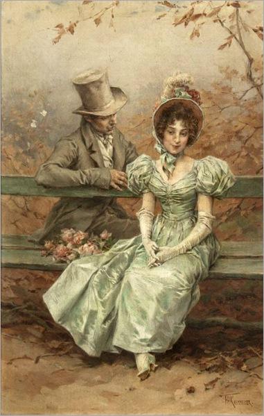 a flirtation-Frederik Hendrik kaemmerer