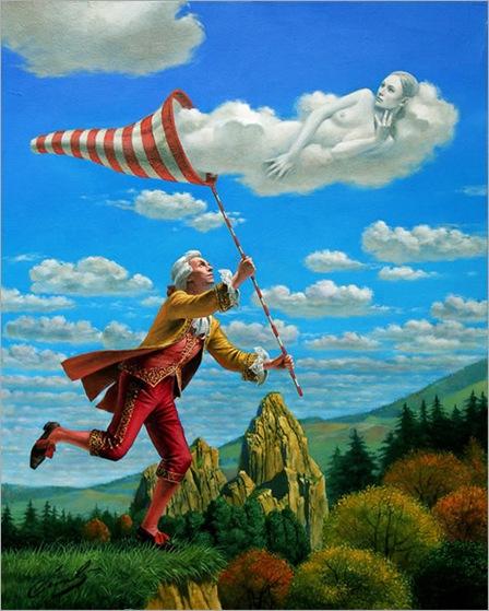 Dream Catcher - Michael Cheval