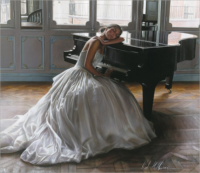 Elegance. Rob Hefferan (English, 1968-)