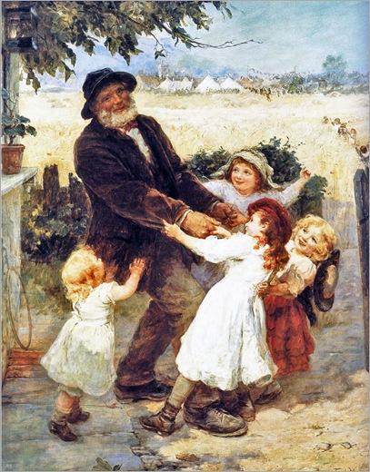Frederick Morgan - Off to the Fair