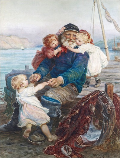 Frederick Morgan - Which Do You Love Best-