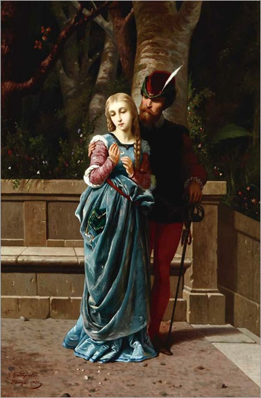Gabriele Castagnola   Faust and Marguerite