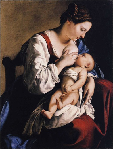 OrazioGentileschi_Madonna_and_Child