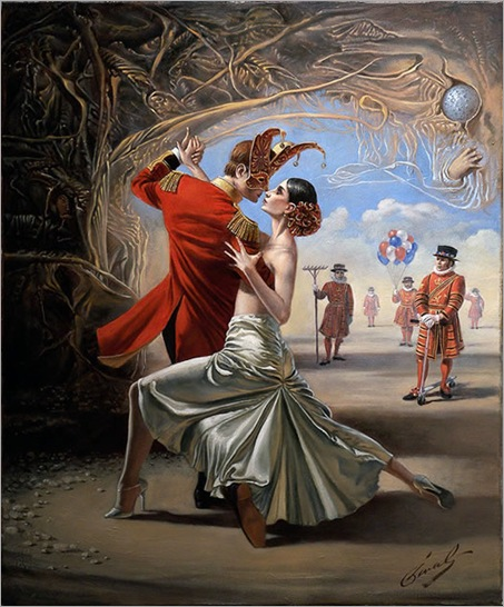 Royal Tango - Michael Cheval
