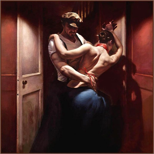 Tango Rouge by Hamish Blakely